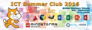 ICT Summer Club 2016 - Schedule
